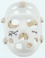 "Tony Esposito Signed Full-Size Throwback Goalie Mask Inscribed ""HOF 88"" (Schwartz COA) at PristineAuction.com"