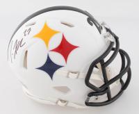 Joe Haden Signed Steelers AMP Alternate Speed Mini Helmet (Beckett COA) at PristineAuction.com