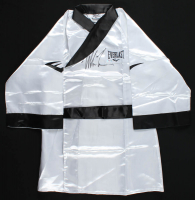 Mike Tyson Signed Everlast Boxing Robe (PSA Hologram) at PristineAuction.com