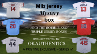 OKAuthentics Pro Baseball Jersey Mystery Box - Series IV at PristineAuction.com