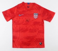 Megan Rapinoe Signed Team USA Jersey (Beckett COA) at PristineAuction.com