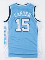 Vincent Carter Signed Jersey (Beckett Hologram) at PristineAuction.com