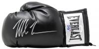 Mike Tyson Signed Everlast Boxing Glove (Fiterman Sports Hologram & JSA COA) at PristineAuction.com
