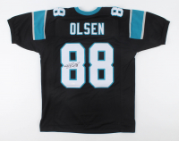 Greg Olsen Signed Jersey (JSA COA) at PristineAuction.com