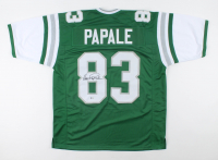 Vince Papale Signed Jersey (Beckett COA) at PristineAuction.com