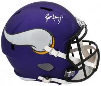 Brett Favre Signed Vikings Full-Size Speed Helmet (Radtke COA) at PristineAuction.com
