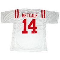 OKAUTHENTICS College to Pro Football & Basketball Jersey Mystery Box - Series V at PristineAuction.com