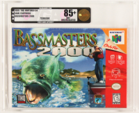 "1999 ""Bassmasters 2000"" Nintendo 64 Video Game (VGA 85) at PristineAuction.com"