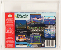 "1999 ""Bassmasters 2000"" Nintendo 64 Video Game (VGA 85) at PristineAuction.com"