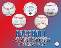 Schwartz Sports Baseball Award Winner Signed Baseball Mystery Box - Series 9 (Limited to 75) at PristineAuction.com