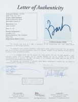 Barbra Streisand Signed 20x22 Custom Framed Cut Display (JSA LOA) at PristineAuction.com