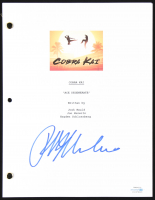 "Ralph Macchio Signed ""Cobra Kai"" Full Script (AutographCOA COA) at PristineAuction.com"
