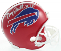 Bruce Smith Signed Bills Full-Size Helmet (JSA COA) at PristineAuction.com