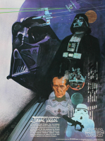 """Star Wars"" Darth Vader 18x24 Poster at PristineAuction.com"