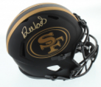 Deebo Samuel Signed 49ers Full-Size Eclipse Alternate Speed Helmet (Beckett COA) at PristineAuction.com