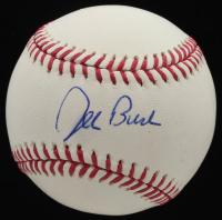 Jeb Bush Signed OML Baseball (JSA COA) at PristineAuction.com