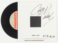 "George Michael Signed 1987 ""Jive Talkin'"" Vinyl Record Album (PSA Hologram) at PristineAuction.com"
