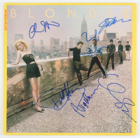 1980 Blondie Album Band-Signed by (6) Clem Burke, Jimmy Destri, Nigel Harrison, Debbie Harry, Frank Infante, & Chris Stein (PSA Hologram) at PristineAuction.com