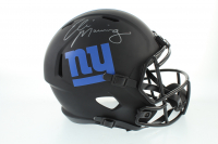 Eli Manning Signed Giants Full-Size Eclipse Alternate Speed Helmet (Fanatics Hologram) at PristineAuction.com