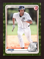 Riley Greene 2020 Bowman Prospects #BP122 at PristineAuction.com
