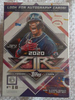 2020 Topps Fire Blaster Box with (8) Packs at PristineAuction.com