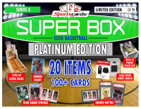 "Sportscards.com ""SUPER BOX"" PLATINUM EDITION BASKETBALL MYSTERY BOX Series 8 at PristineAuction.com"