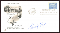 """President Gerald Ford Signed """"First Day"""" Cover Envelope (JSA COA) at PristineAuction.com"""