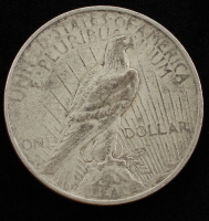 1923-O $1 Peace Silver Dollar at PristineAuction.com