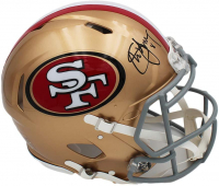 Steve Young Signed 49ers Full-Size Authentic On-Field Speed Helmet (Radtke COA) at PristineAuction.com