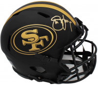 Steve Young Signed 49ers Full-Size Authentic On-Field Eclipse Alternate Speed Helmet (Radtke COA) at PristineAuction.com