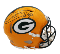 Donald Driver Signed Packers Full-Size Authentic On-Field Speed Helmet (Radtke COA) at PristineAuction.com