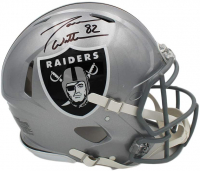 Jason Witten Signed Raiders Speed Authentic On-Field Full Size Helmet (Beckett COA) at PristineAuction.com