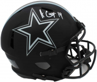 Amari Cooper Signed Cowboys Full-Size Authentic On-Field Eclipse Alternate Speed Helmet (JSA COA) at PristineAuction.com