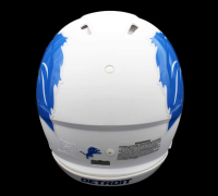 Kenny Golladay Signed Lions Full-Size Authentic On-Field AMP Alternative Speed Helmet (Radtke COA) at PristineAuction.com