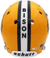 Carson Wentz Signed North Dakota State Bison Full-Size Authentic On-Field Helmet (Fanatics Hologram) at PristineAuction.com