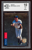 Derek Jeter 1993 SP #279 RC (BCCG 10) at PristineAuction.com