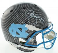 Lawrence Taylor Signed North Carolina Tar Heels Full-Size Hydro-Dipped Helmet (JSA COA) at PristineAuction.com