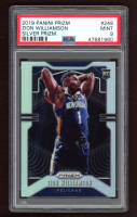 Zion Williamson 2019-20 Panini Prizm Prizms Silver #248 (PSA 9) at PristineAuction.com