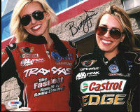 Brittany Force Signed 8x10 Photo (PSA COA) at PristineAuction.com