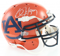 Bo Jackson Signed Auburn Tigers Full-Size Authentic Hydro-Dipped Helmet (Beckett COA) at PristineAuction.com