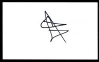 Alfie Allen Signed 3x5 Index Card (JSA COA) at PristineAuction.com