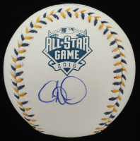 Cole Hamels Signed Official 2016 All-Star Game Baseball (PSA Hologram) at PristineAuction.com