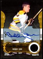 Bobby Orr Autograph 2008-09 OPC Premier Black Spectrum #39 at PristineAuction.com