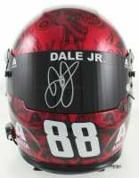 Dale Earnhardt Jr. Signed NASCAR Axalta #88 Full-Size Helmet (PSA Hologram) at PristineAuction.com