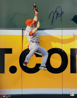 Mike Trout Signed Angels 16x20 Photo (MLB Hologram) at PristineAuction.com