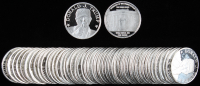 Lot of (50) Donald Trump Presidential Collectable Coins at PristineAuction.com
