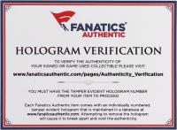 Tom Brady Signed Super Bowl XXXIX Logo Football (Fanatics Hologram) at PristineAuction.com