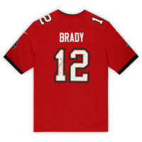 Tom Brady Signed Buccaneers Jersey (Fanatics Hologram) at PristineAuction.com