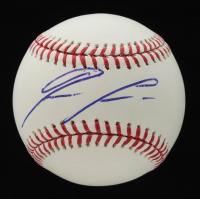 Ronald Acuna Jr. Signed OML Baseball (Beckett COA) at PristineAuction.com