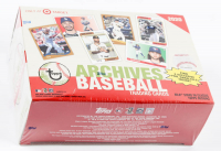 2020 Topps Archives Baseball Mega Box with (16) Packs at PristineAuction.com
